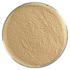 Woodland Brown Opalescent Powder Frit - 4oz - 90COE - Made from Bullseye Glass