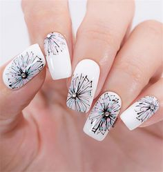 Fall Nail Designs - Looking for Diy fall nails idea too? We have gathered up 40 fall nail design ideas. You are going to absolutely love these Fall Nail Designs and most of them are so simple to make! Gel Nail Art Designs, Nail Designs Pictures, Fall Nail Designs, Nails Design, Lace Nail Design, Cute Summer Nail Designs, Cute Spring Nails, Gel Nagel Design, Nail Art Videos