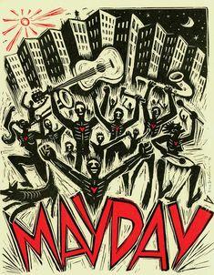 AWAL mula peringatan May Day tidak terlepas dari perjuangan klas buruh dalam menuntut 8 jam kerja. Abad ke-19 adalah periode di mana klas buruh dihadapkan pada kenyataan bahwa dari 24 jam sehari, mereka rata-rata bekerja 18 sampai 20 jam. Imbasnya, muncul tuntutan yang diajukan. Memperpendek jam kerja. Perjuangan menuntut 8 jam kerja ini diawali oleh […]