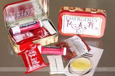 Emergency K.A.R. (Kissing. And. Romance.) Kit- cute!