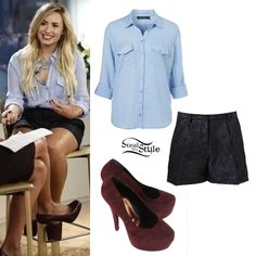 Demi Lovato Fashion, Clothes & Outfits | Steal Her Style