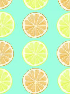 Immagine di lemon, wallpaper, and orange