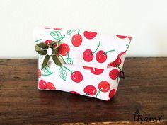 Schminktäschchen für die Handtasche von Kleinigkeiten von Romy auf DaWanda.com