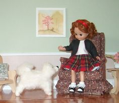 """Doll Clothes for 8"""" Betsy McCall, Ann Estelle and Madeline"""