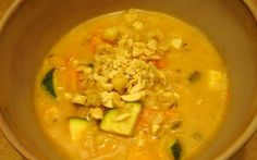 I've heard nothing but good things about Spicy African Peanut Soup. Can't wait to try this!