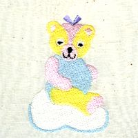 EE001_FREE Teddy (Enigma Embroidery)