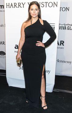 Best Looks: Ashley Graham - ELLE.com Más