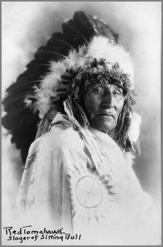 Red Tomahawk's name will forever be associated with the killing of Sitting Bull on the Standing Rock Sioux Indian Reservation in 1890.