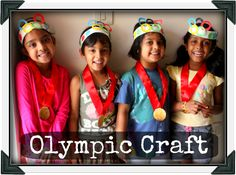 Looking for Craft Class 7 - Olympic Fever ? Then you are at the right place. See - Artsy Craftsy Mom - Top Indian hobby, art and craft blog for kids