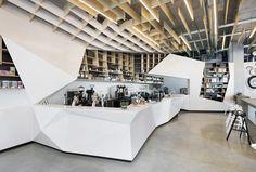 Gallery - ODIN Bar & Café / Phaedrus Studio - 4