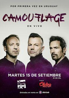 CAMOUFLAGE EN MONTEVIDEO, URUGUAY