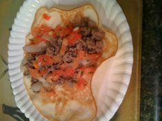 Paleo Burrito | Intentional Consumption