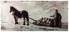 Contemporary Artists, Moose Art, Art Prints, Landscape, Gallery, Animals, Painting, Beautiful, Instagram