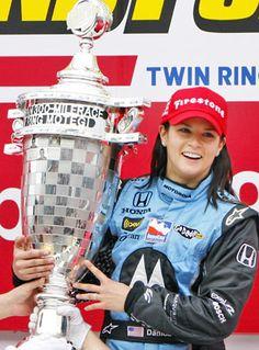 Danica Patrick Indy & NASCAR Race Driver