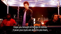 Oh, Jean-Ralphio. Parks and Recreation. Movie Songs, Movie Tv, Ben Schwartz, Jean Ralphio, Parks And Recs, Hello Giggles, Silly Quotes, Tv Funny, Parks Department