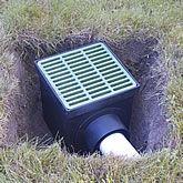 Catch Basin Drainage Installation