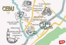 Food Crawl: Cebu City Take your tummy on an adventure.