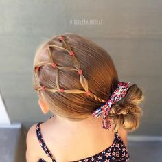 See this Instagram photo by @toddlerhairideas • 504 likes