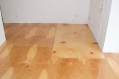 Do a Google for Plywood Flooring.. some unreal outcomes!!!