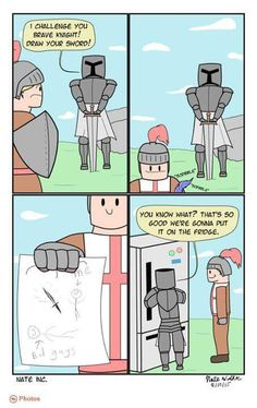 Wholesome Knight