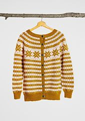 "1 ""Fana"" kofte pattern by Sandnes Garn Knitting For Kids, Baby Knitting Patterns, Fair Isle Knitting, Knit Fashion, Crochet For Beginners, Vintage Knitting, Knit Cardigan, Knit Crochet, Men Sweater"