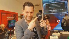 Verkaufsstart Samsung Galaxy S6 NEXT IS NOW Part 2  #Samsung #Galaxy #S6