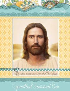 Prepared NOT Scared!: Spiritual Survival Can