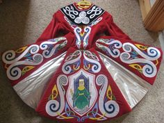 I need to learn how to dance so I can wear this Irish dancing dress