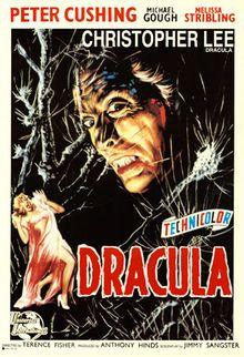 "Hammer Film ""Dracula"" - Christopher Lee"