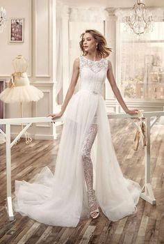 Wedding Dress Nicole Spose by Alessandra Rinaudo // Abiti da sposa