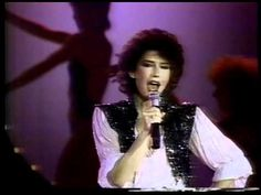 """How deliciously 80's... What's better than Andy Gibb and Marliyn McCoo introducing Melissa Manchester on """"Solid Gold""""? ... """"You Should Hear How She Talks About You"""" - YouTube  Solid Gold Dancers!"""