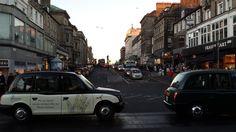 Een jaar lang Edinburgh