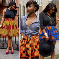 Ankara tops with peplum shape give a figure that blends through all the curves of your body. It fits all body sizes extremely well, and are outstanding and spectacular. They…