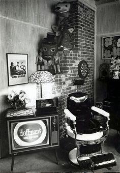 Dennis Hopper Hopper Living Room 1965 Vintage Gelatin Silver Print