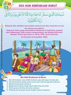 Hijrah Islam, Doa Islam, Islam Religion, Prayer Verses, My Prayer, Preschool Projects, Activities For Kids, Let's Pray, Islamic Cartoon