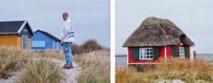 Auf Ærø - einer Insel in der dänischen Südsee die Seefahrtsgeschichte schrieb