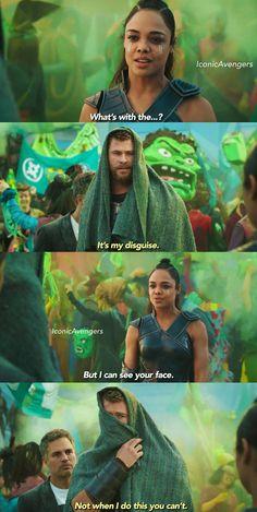 Thor Ragnarok Funny Comedy