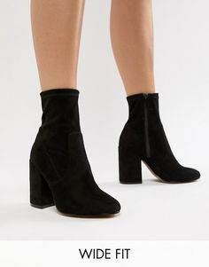 fb482366a0a52a 43 Best black heel boots images in 2017 | Casual outfits, High boots ...