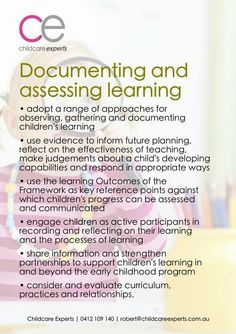 Eylf Learning Outcomes, Learning Stories, Early Childhood Education Degree, Early Education, Reggio, Teaching Activities, Teaching Resources, Preschool Director, Emergent Curriculum