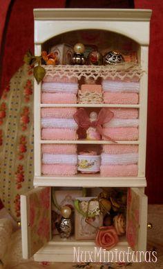 Dollhouse Beauty closed III by NuxMiniaturas on Etsy, $65.00