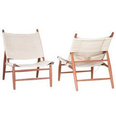 """Triangle Chair"" by Vilhelm Wohlert for the perfect outdoor furniture"