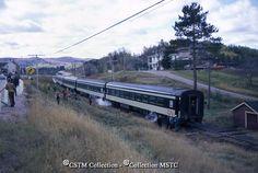 Picturing the Past Diesel Locomotive, Steam Locomotive, Ontario, Canadian National Railway, Vintage Trains, Train Engines, Train Car, Public Transport, Ottawa