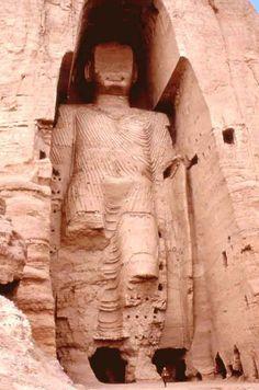 Statues of Buddha in Bamiyan 17
