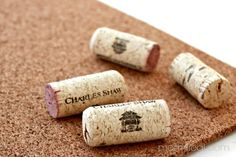 Make Wine Cork Coasters – Tutorial