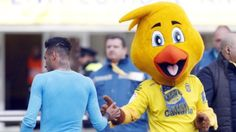 Immagine di mascot, neymar, and sports