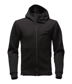 213084cb MEN'S THERMAL 3D FULL ZIP HOODIE Thermal Hoodie, Vest Jacket, Hooded Jacket,  Full