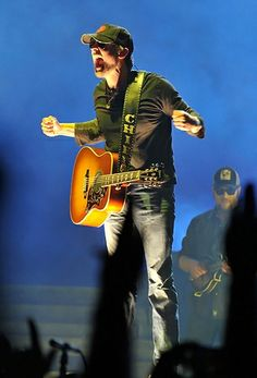Eric Church: Boozin' and Cruisin' With Country's Rowdiest Star