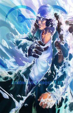 Blauer Fasan Aokiji Kusan #One Piece
