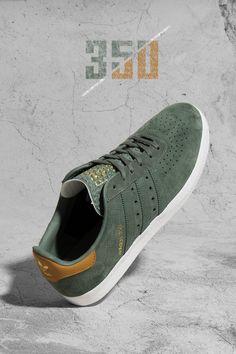 best website 9e9ea 1e045 adidas Originals 350 Khaki