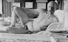 Nansen er også naken #nansen